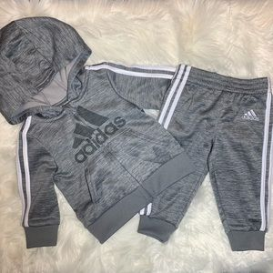 Adidas 9 Months Boy Tracksuit